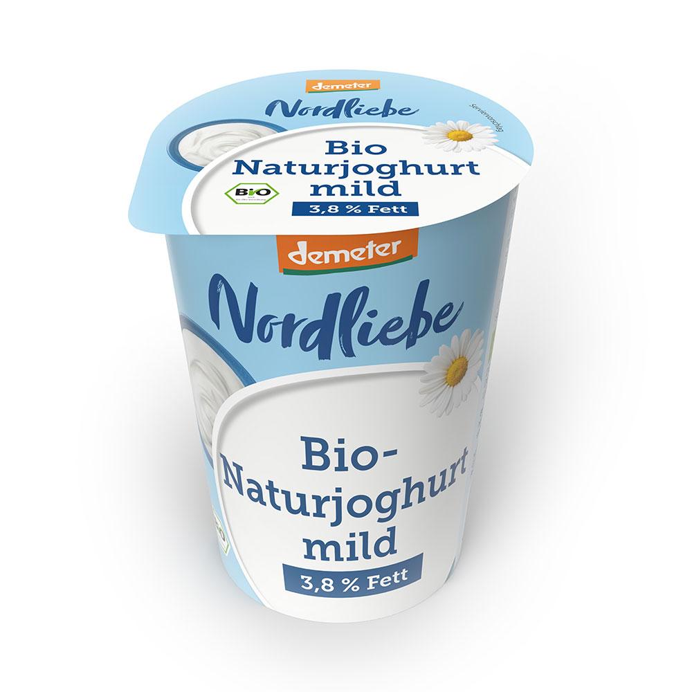 Bio-Naturjoghurt mild